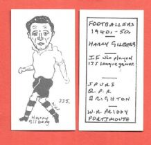 Brighton Hove Albion Harry Gilberg 335